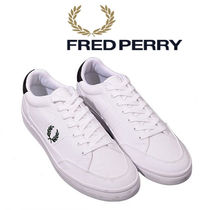 [FRED PERRY] Men's DEUCE CANVAS TRICOT (25‐28cm) 追跡付
