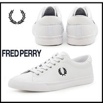 [FRED PERRY] Men's Underspin Leather (25‐28cm) 送料込追跡付