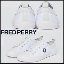 [FRED PERRY] Men's Horton Leather / Poly (25‐28cm) 込追跡付