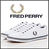 [FRED PERRY] UNISEX KINGSTON LEATHER (22‐26cm) 追跡付