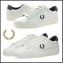 [FRED PERRY] Womens Spencer Leather (22‐25cm) 送料込 追跡付