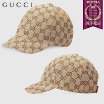 【正規品保証】GUCCI★19春夏★CHILDREN´S ORIGINAL CANVAS HAT