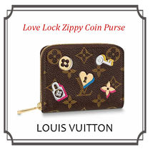 Louis Vuitton ルイヴィトン ★ラブロック ジッピーコインパース