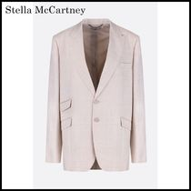 Stella McCartney★linen blend jacket★テーラードジャケット