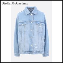 Stella McCartney★oversized denim jacket★デニムジャケット