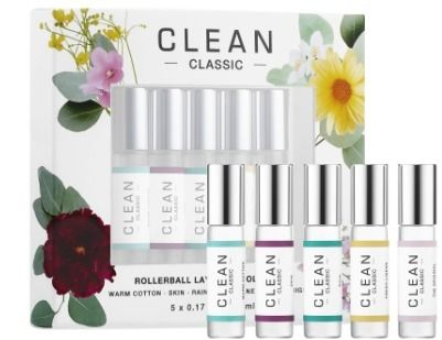 【Clean】自然素材〇Clean Classic Rollerball 〇香水5本セット