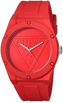 GUESS Women's Quartz Rubber a