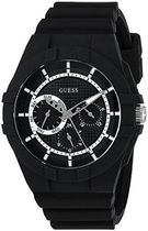 ゲスGUESS 腕時計 Quartz Rubber and