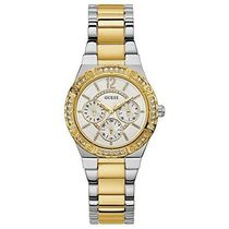 Guess u0845l5シルバーstainless-st