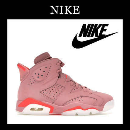 Nike ナイキ Jordan 6 ジョーダン Retro Aleali May Rust Pink