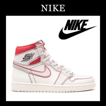 Nike ナイキ ジョーダン Jordan 1 Retro High Phantom Gym Red