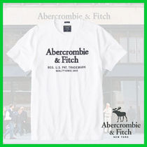 Abercrombie & Fitch◆定番人気アップリケロゴTシャツ◆USA買付