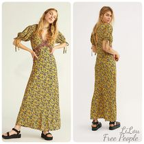 Free People★Modly In Love Dress 花柄ワンピース