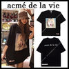 acme de la vie Tシャツ・カットソー 【acme de la vie】ADLV BABY FACE T-Shirt JEWELRY★日本未入荷(2)