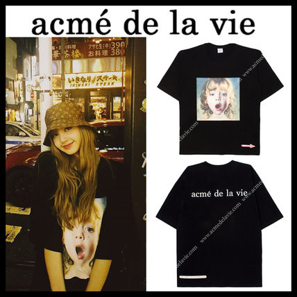 acme de la vie Tシャツ・カットソー 【acme de la vie】ADLV BABY FACE T-Shirt JEWELRY★日本未入荷(3)