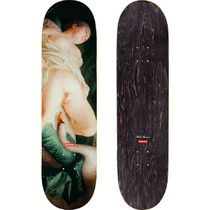 Supreme シュプリーム Leda And The Swan Skateboard SS19 WEEK1