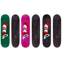 Supreme シュプリーム Cat in the Hat Skateboard FW 18 WEEK 13