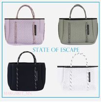 【STATE OF ESCAPE】カラーが豊富★2wayマイクロバッグ★