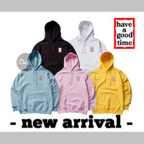 (( have a good time)) Mini Frame Pullover Hoodie NE370