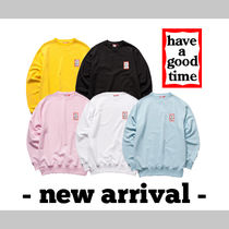 have a good time(ハブアグットタイム) スウェット・トレーナー (( have a good time)) Mini Frame Crewneck NE363