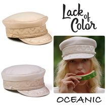 ☆SALE☆【Lack of Color】Riviera Cap ヴィンテージ風 キャップ
