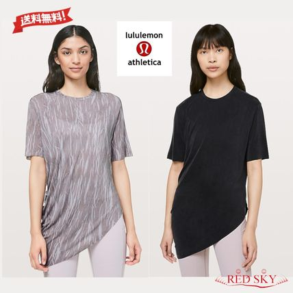 lululemon(ルルレモン)☆Flutter Short Sleeve lululemon lab