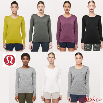 lululemon(ルルレモン)Swiftly Tech Long Sleeve☆Relaxed Fit