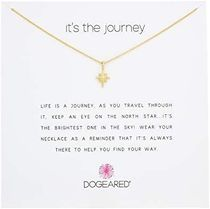 Dogeared ドギャード ネックレス It's The Journey,