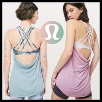 Lululemon♥ブラ付きタンク・Slay the Studio 2-in-1 Tank