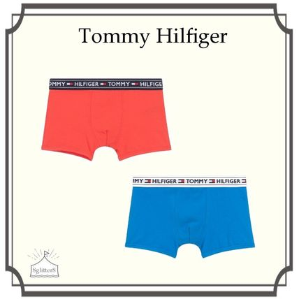 大人もOK!Tommy Hilfiger☆Boys Cotton ボクサーパンツ (2 Pack)