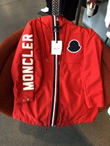 【MONCLER】2019SS新作 GRANDUC ナイロン ロングパーカー (Red)