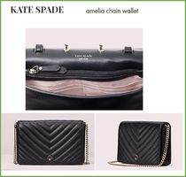 【Kate Spade】お財布チェーンバック amelia chain wallet
