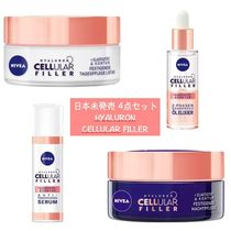 日本未発売★NIVEA Hyaluron Cellular Filler 4点セット