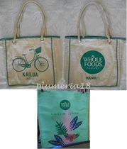 WHOLE FOODS MARKET〜Kailua限定バッグ2点セット