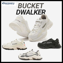 Discovery EXPEDITION(ディスカバリー) スニーカー 【Discovery EXPEDITION】BUCKET DWALKER★ダッドスニーカー★