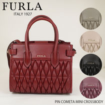 FURLA PIN COMETA MINI CROSSBODY BUH9 ピン コメタ 2way