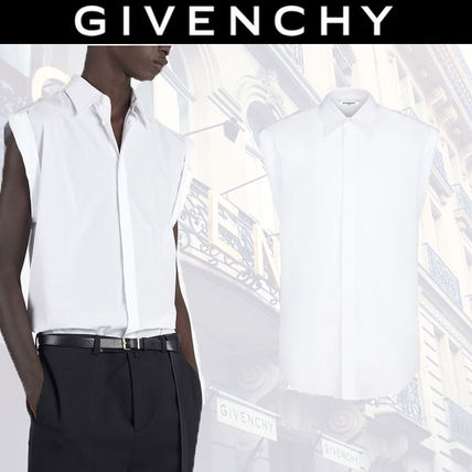 593c7ee074c2d BUYMA|GIVENCHY 19SS 新作 清楚な印象を放ち格好良くきめる!シャツ ...