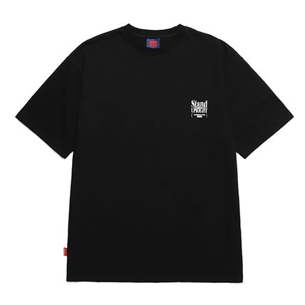 BURIED ALIVE Tシャツ・カットソー 韓国 [BURIEDALIVE] BA X FLUSH STAND-UPRIGHT T-SHIRT 全3色(8)