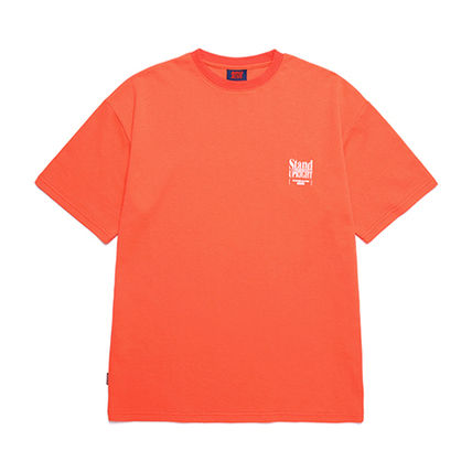 BURIED ALIVE Tシャツ・カットソー 韓国 [BURIEDALIVE] BA X FLUSH STAND-UPRIGHT T-SHIRT 全3色(10)