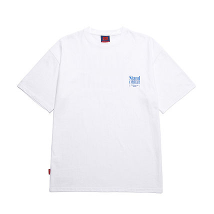 BURIED ALIVE Tシャツ・カットソー 韓国 [BURIEDALIVE] BA X FLUSH STAND-UPRIGHT T-SHIRT 全3色(12)