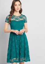 Classic Contributor Lace Dres