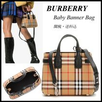 *BURBERRY*Baby Banner Bag 関税/送料込