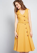 Collectif x MC Dearest Desire Midi Dress
