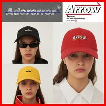 ☆韓国の人気☆【ADERERROR】☆Arrow Mesh Cap☆3色☆