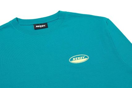 NERDY Tシャツ・カットソー 【NERDY】正規品 Oval Logo Long Sleeve T-shirt/追跡付(4)