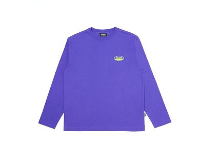 NERDY Tシャツ・カットソー 【NERDY】正規品 Oval Logo Long Sleeve T-shirt/追跡付(6)