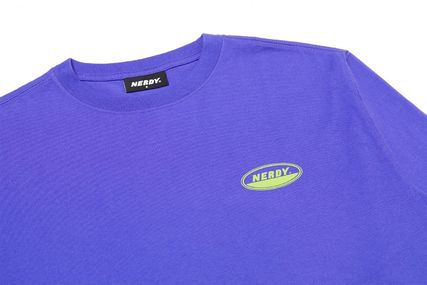 NERDY Tシャツ・カットソー 【NERDY】正規品 Oval Logo Long Sleeve T-shirt/追跡付(8)