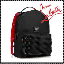 Christian Louboutin!  Backloubi Backpack リュックサック