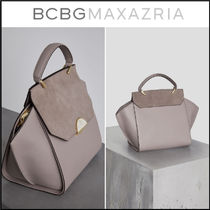 BCBG MAXAZRIA◆Lorelei Two-Tone Satchel/2way