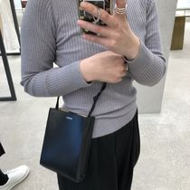 "【Jil Sander】19SS ""Tangle Bag"" SM クロスボディバッグ(Black)"
